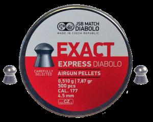 Diabolo JSB Exact Express 4,5mm