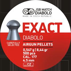 Diabolo JSB Exact 4,5mm