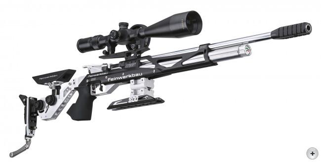 zračna puška FWB 800 X Field Target - 20,4J