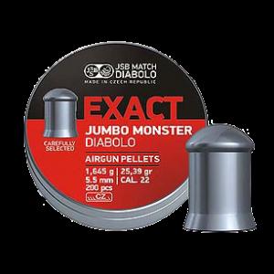 Diabolo JSB Exact Jumbo Monster 4,5 mm / 5,5mm