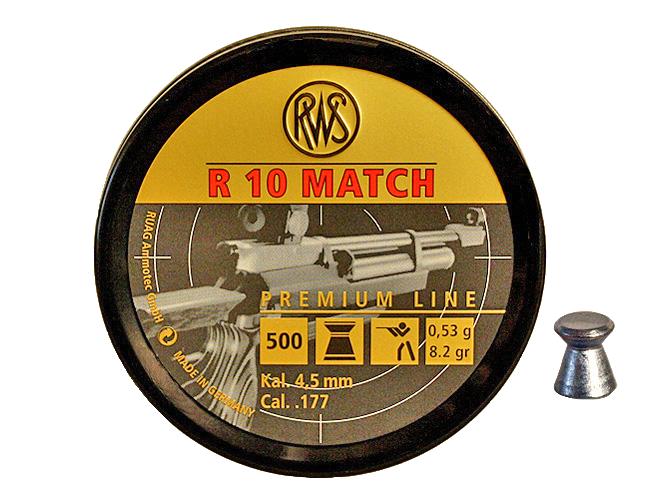 Diabolo RWS R 10 Match zračna puška 4,5mm