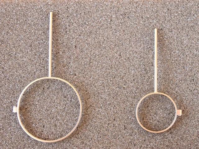 Varga okvirček za lečo 37 mm ali 22 mm