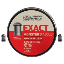 Diabolo JSB Exact Monster 4,5mm