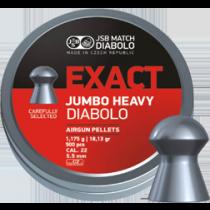 Diabolo JSB Exact Jumbo Heavy 5,5 mm