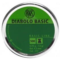 Diabolo RWS Basic 4,5mm