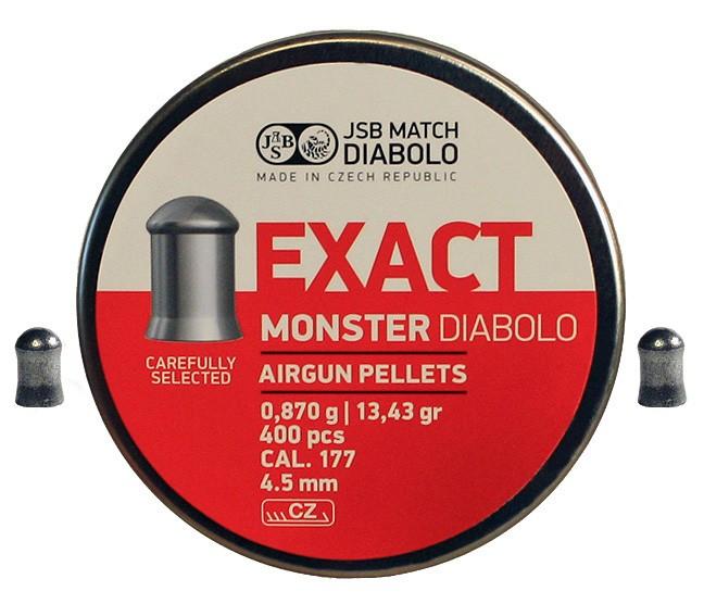 Diabolo JSB Exact Monster 4,5mm