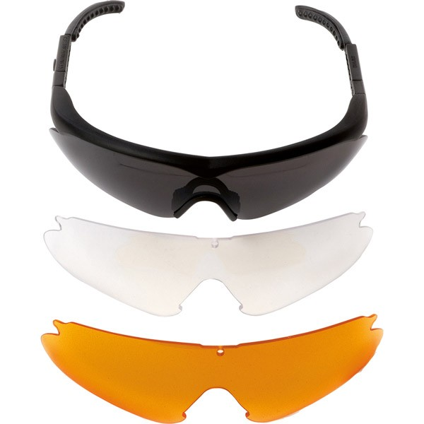 Zaščitna Gehmann trap & skeet očala Art. 385