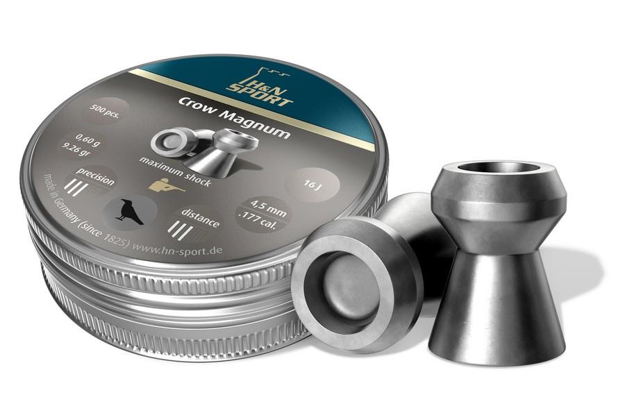 Diabolo HN Crow Magnum 4,5mm / 5,0mm / 5,5mm / 6,35mm