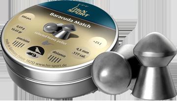Diabolo HN Baracuda Match 4,5mm / 5,5mm