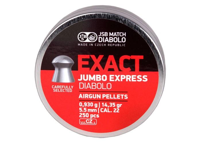Diabolo JSB Exact Jumbo Express 5,5mm