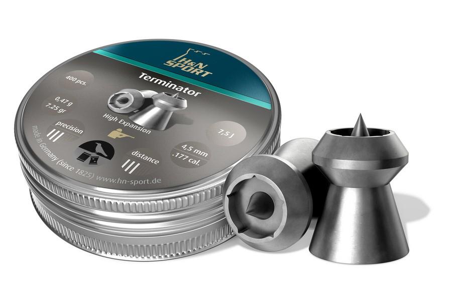 Diabolo HN Terminator 4,5mm / 5,5mm