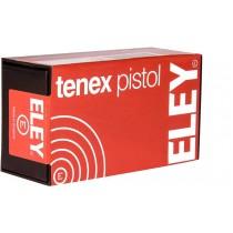 mk strelivo Eley Tenex pistol