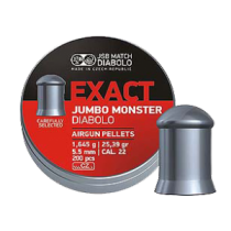 Diabolo JSB Exact Jumbo Monster 4,5 mm / 5,5mm