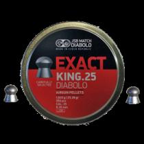Diabolo JSB Exact King .25