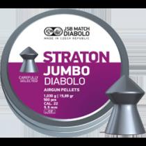 Diabolo JSB Straton Jumbo 4,5mm